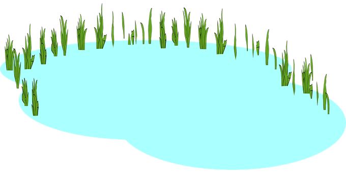 Plants clipart swamp. Fishpond free on dumielauxepices