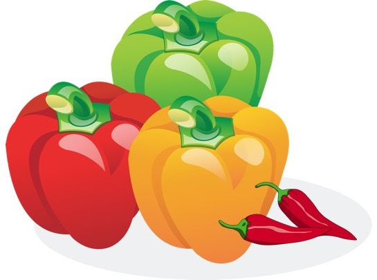 Plants clipart sweet pepper. Gardening myth if you