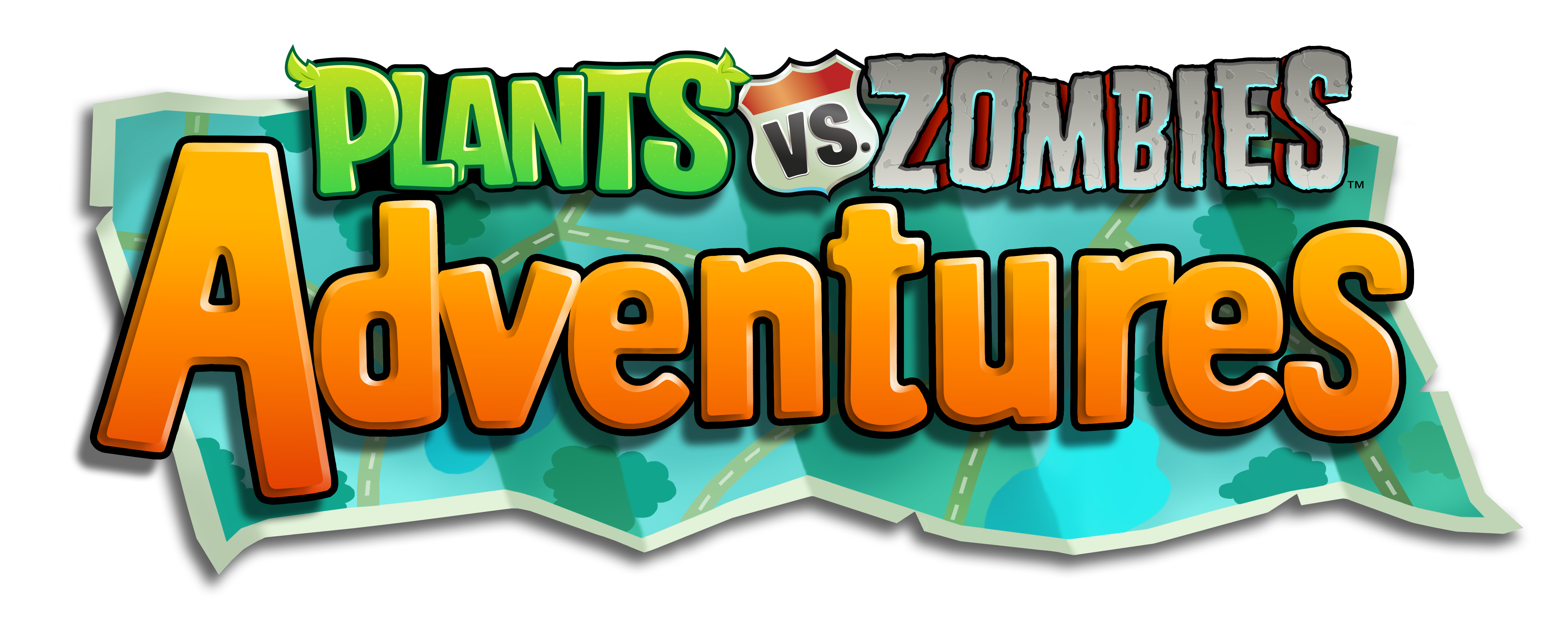 Plants vs zombies 2 logo png. Adventures screenshots images and