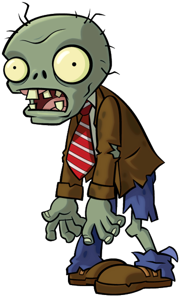 Plants vs zombies zombie png. Transparent images image regular