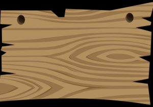 plaque clipart barn wood
