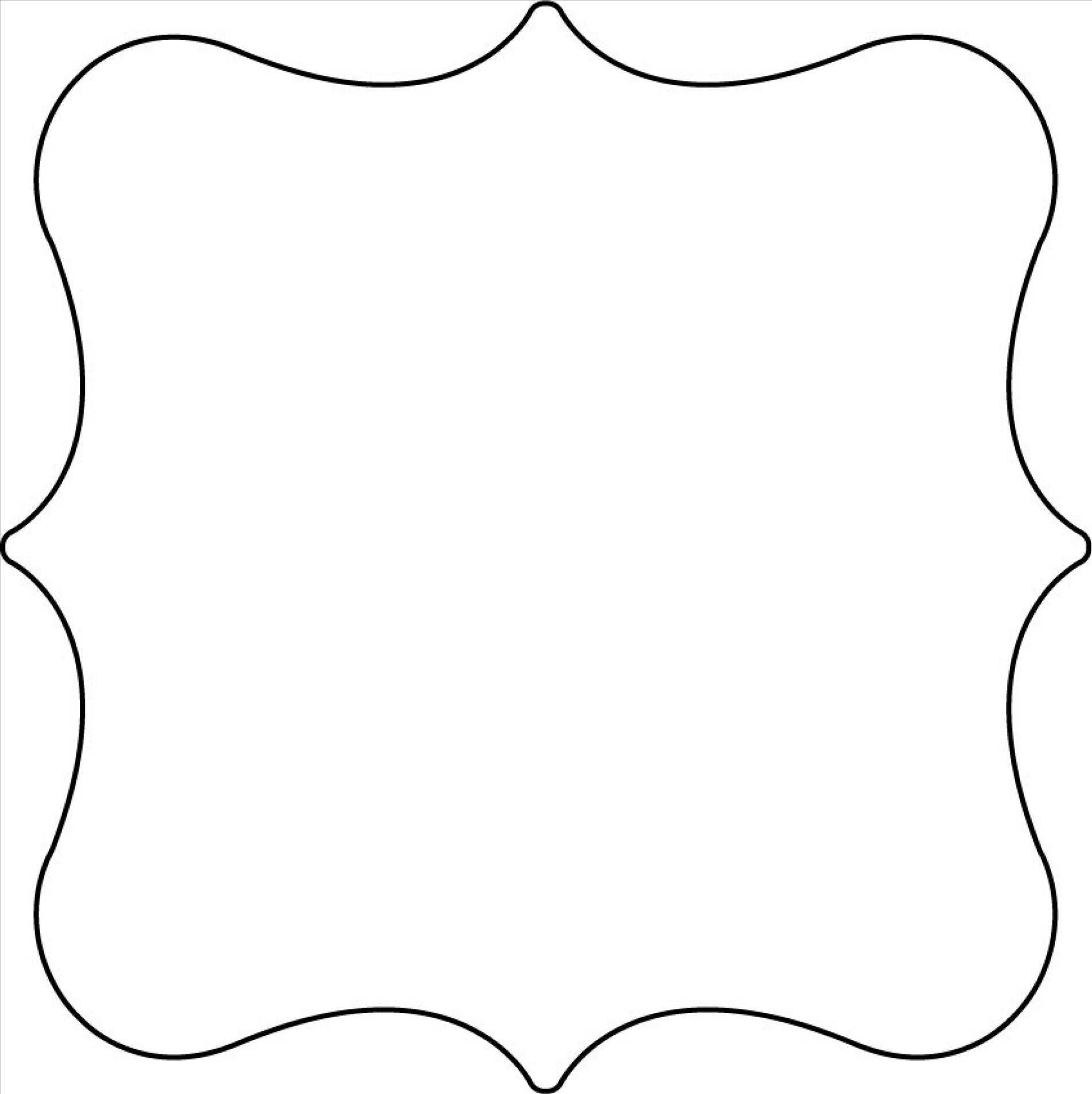 Plaque clipart shape outline. Design decoration ideas group