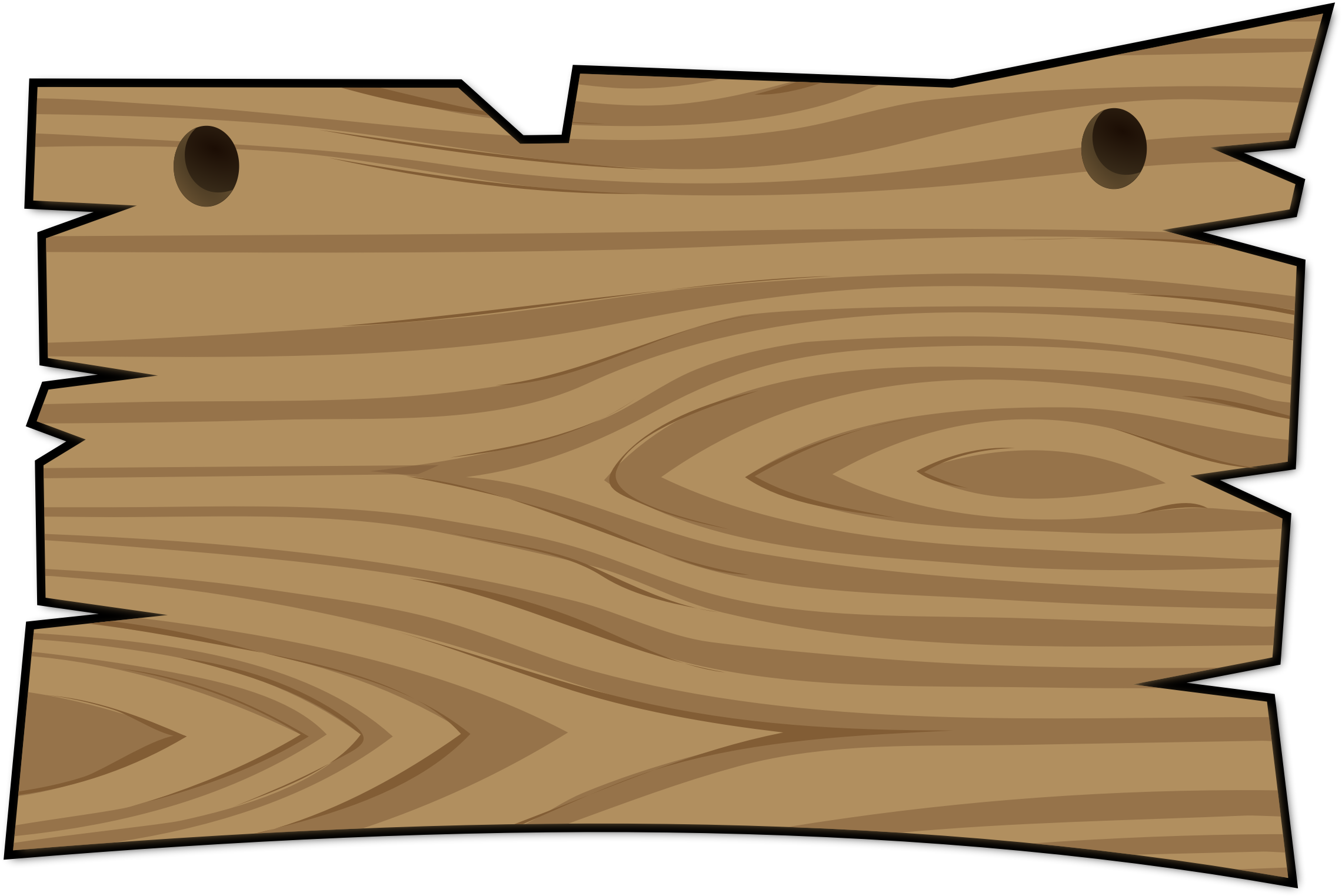 plaque clipart wood plaque