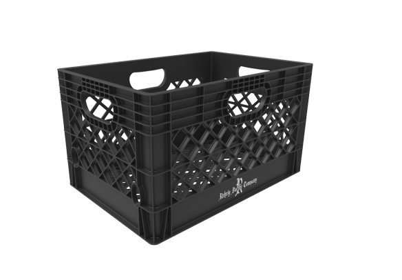 Plastic crate png. Qt dairy all