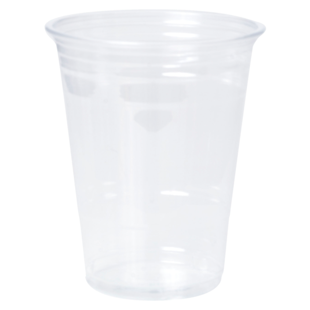 cup transparent 16 oz