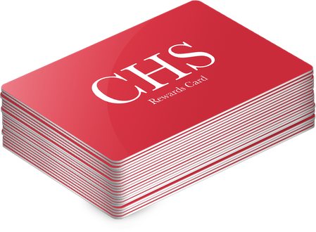 Plastic white business cards png. Card printing options include