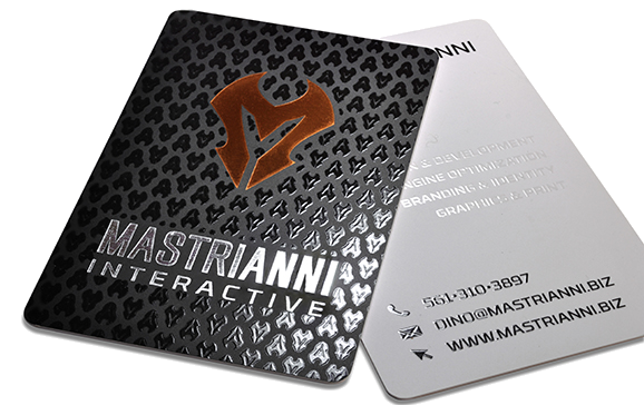 Plastic white business cards png. Taste of ink