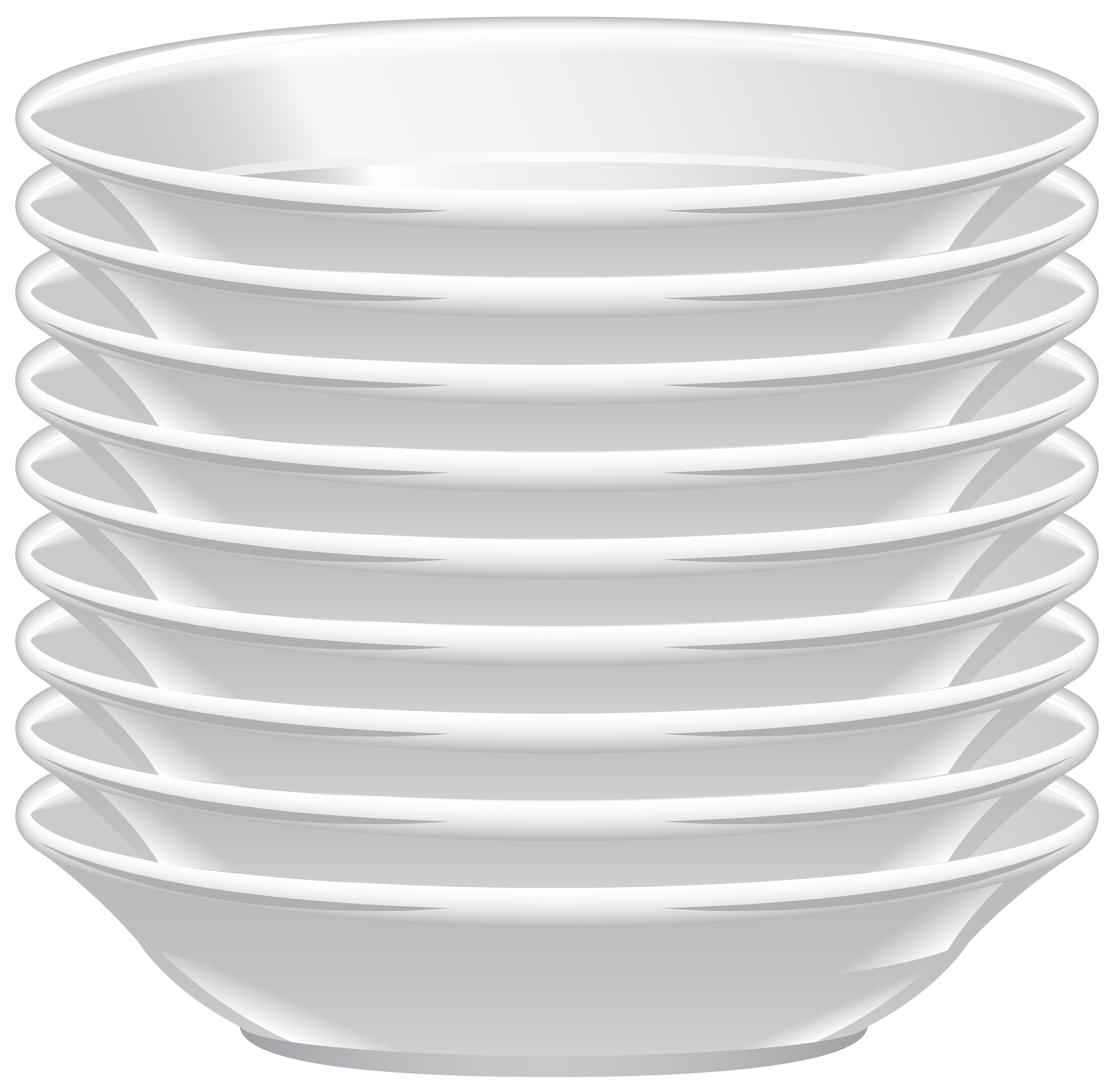 Soup plates clip art. Plate clipart png jpg freeuse download