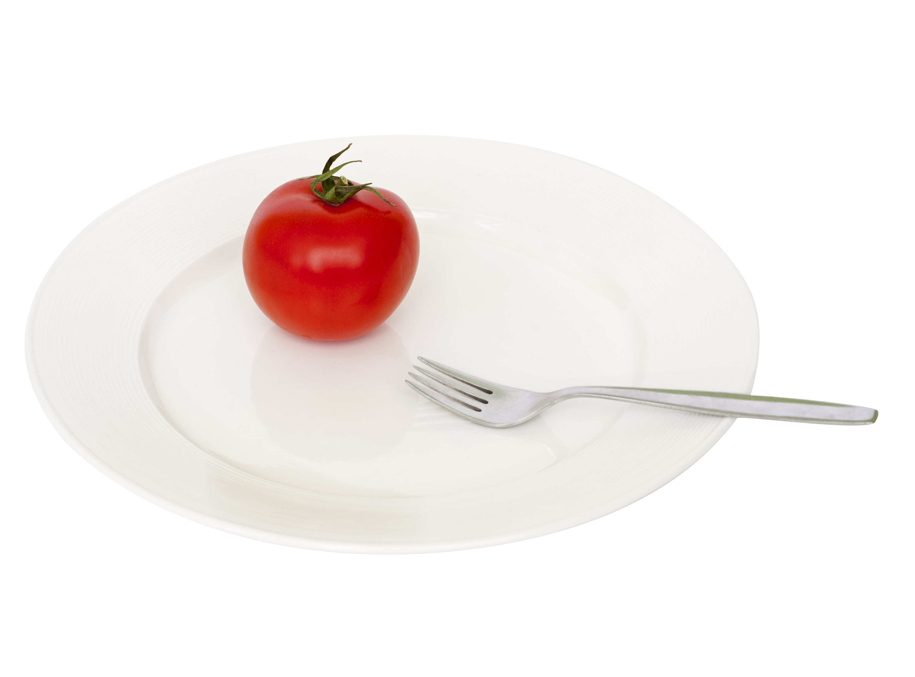 Plate fork png. Tomato image purepng free