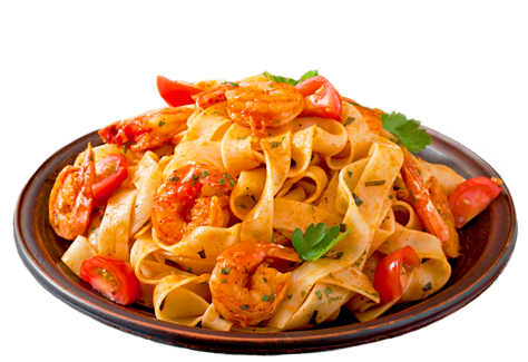 Plate of spaghetti png. Market order catering