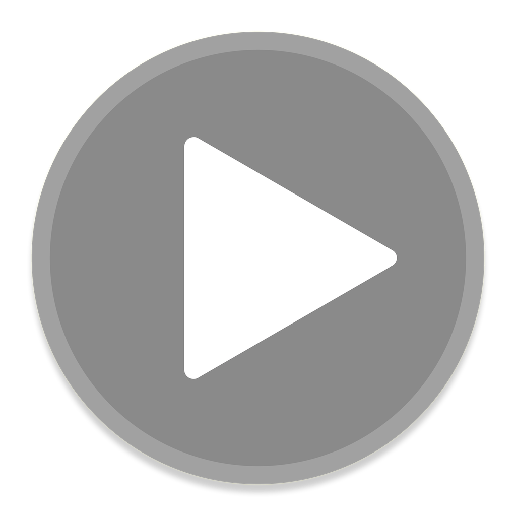 Play button transparent background png. Grey stickpng download icons