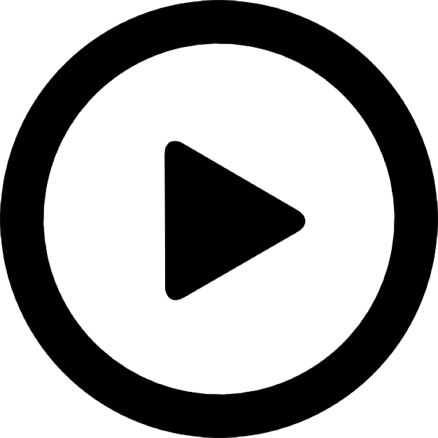 Play button transparent background png. Mart