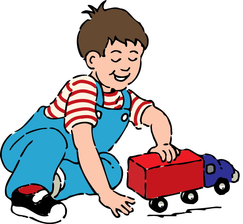 Playing clipart. Kids at getdrawings com