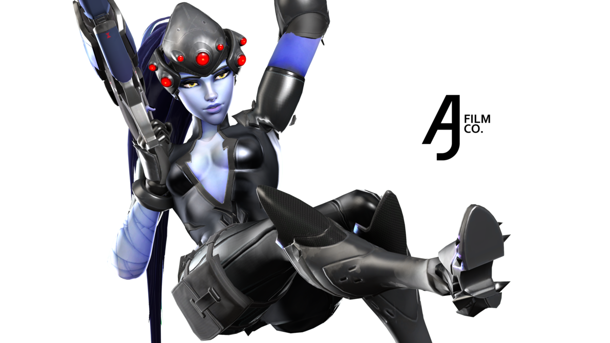 Play of the game overwatch png. Widowmaker in k sfm