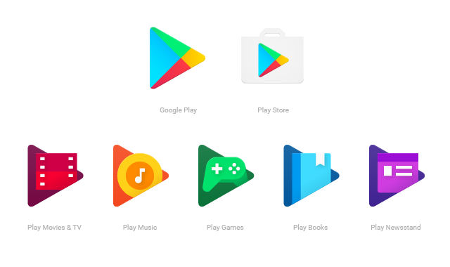 Play store icon png. Google is updating its