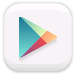 Play store icon png. Playstore pacifica iconset bokehlicia