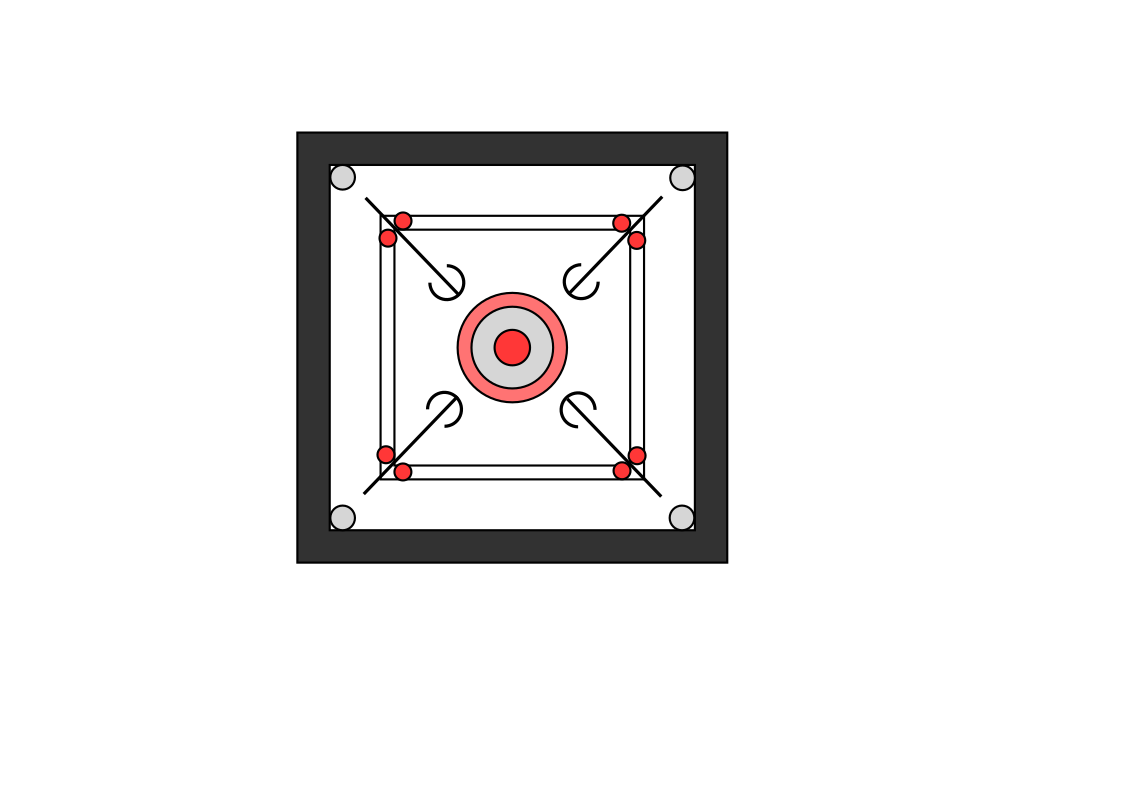 Player clipart carrom. Board medium image png