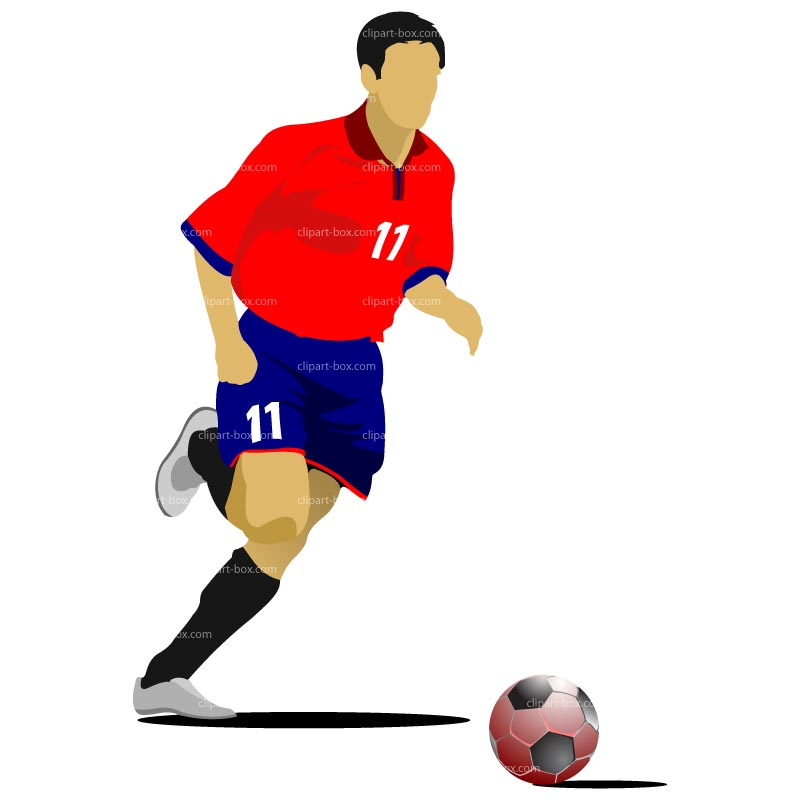 player clipart soccer defender