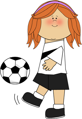 player clipart youth soccer