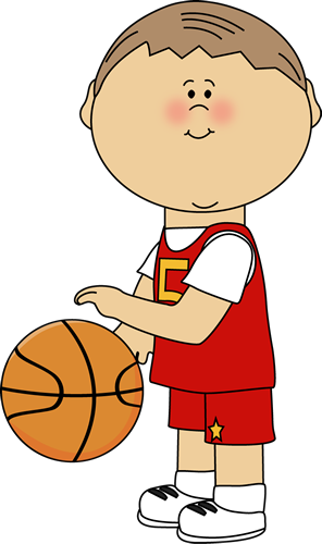 Dodgeball vector clipart. Free basketball player cliparts