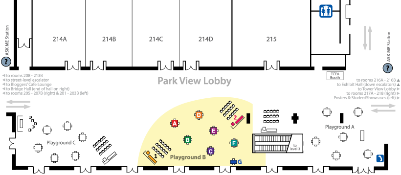 playground in floor plan png