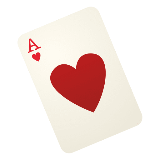 Playing card heart png. Transparent svg vector