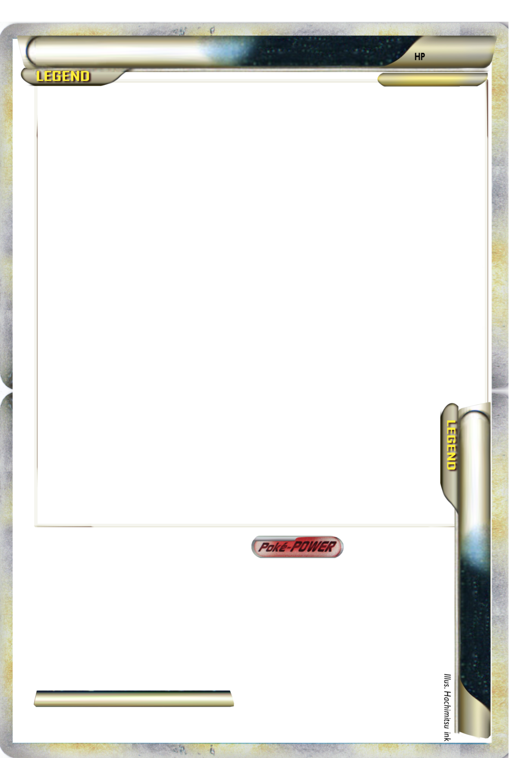 Playing card template png. Trading game