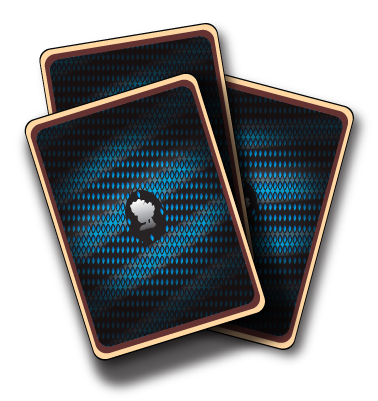 Playing cards back png. Final fantasy card by