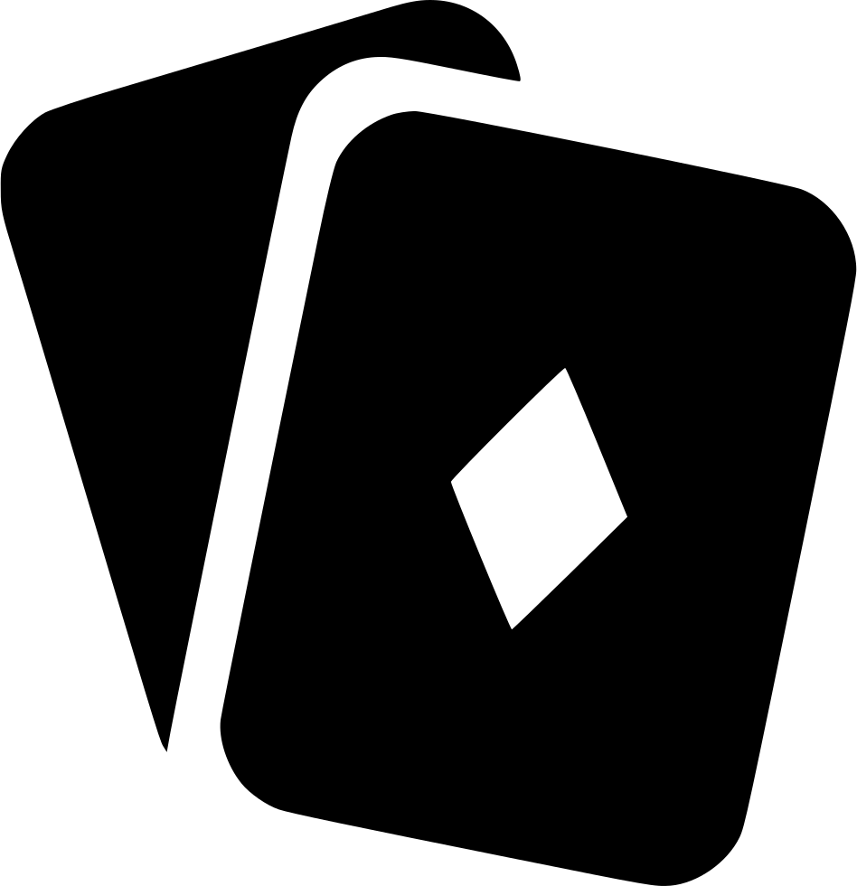 Playing cards png zip. Svg icon free download