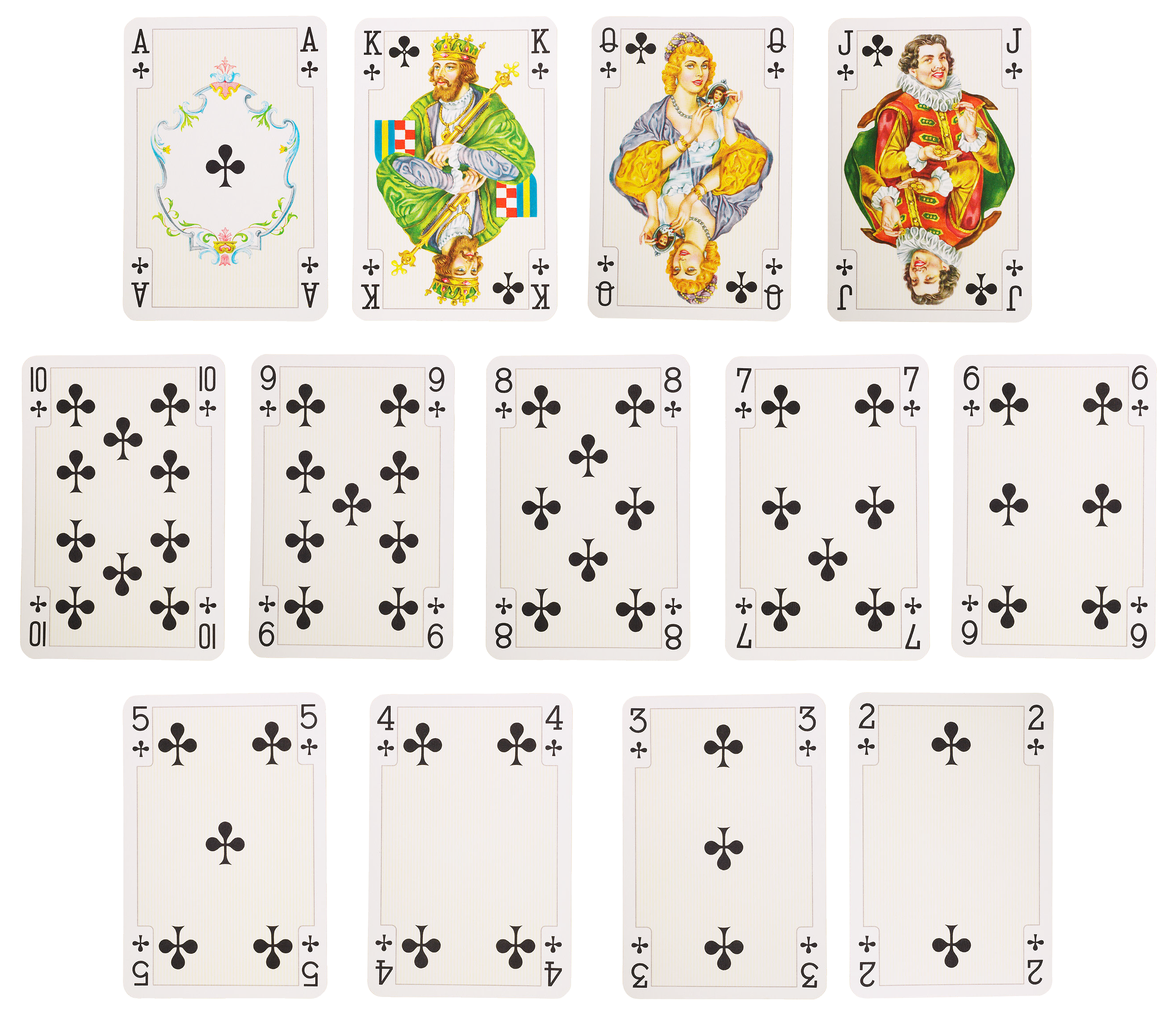 Playing cards png zip.