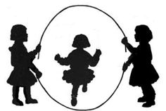 Playing clipart double dutch. Jumping memories pinterest free