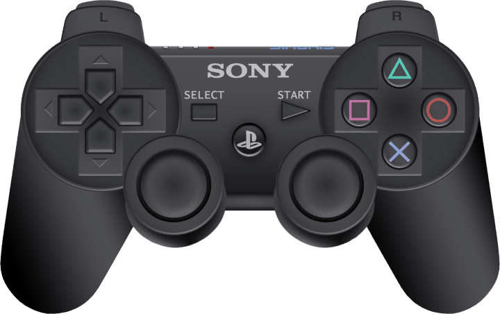 Discover quickly how to. Playstation 3 controller png clip art transparent
