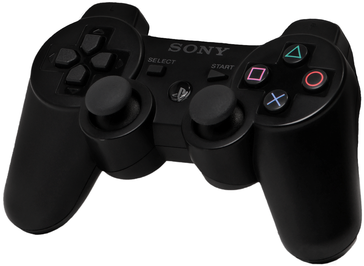 Playstation 3 controller png. File ps wikimedia commons