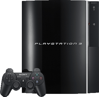Playstation 3 png. Harmony and experience with