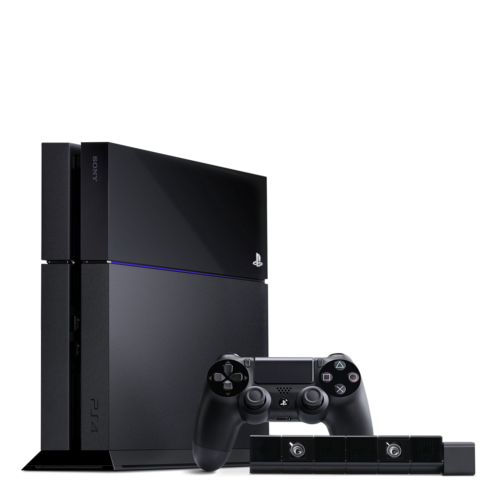 Playstation 4 console png. In the video games