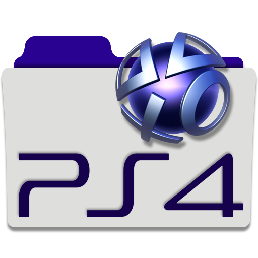 Playstation 4 icon png. Folder by mikromike on