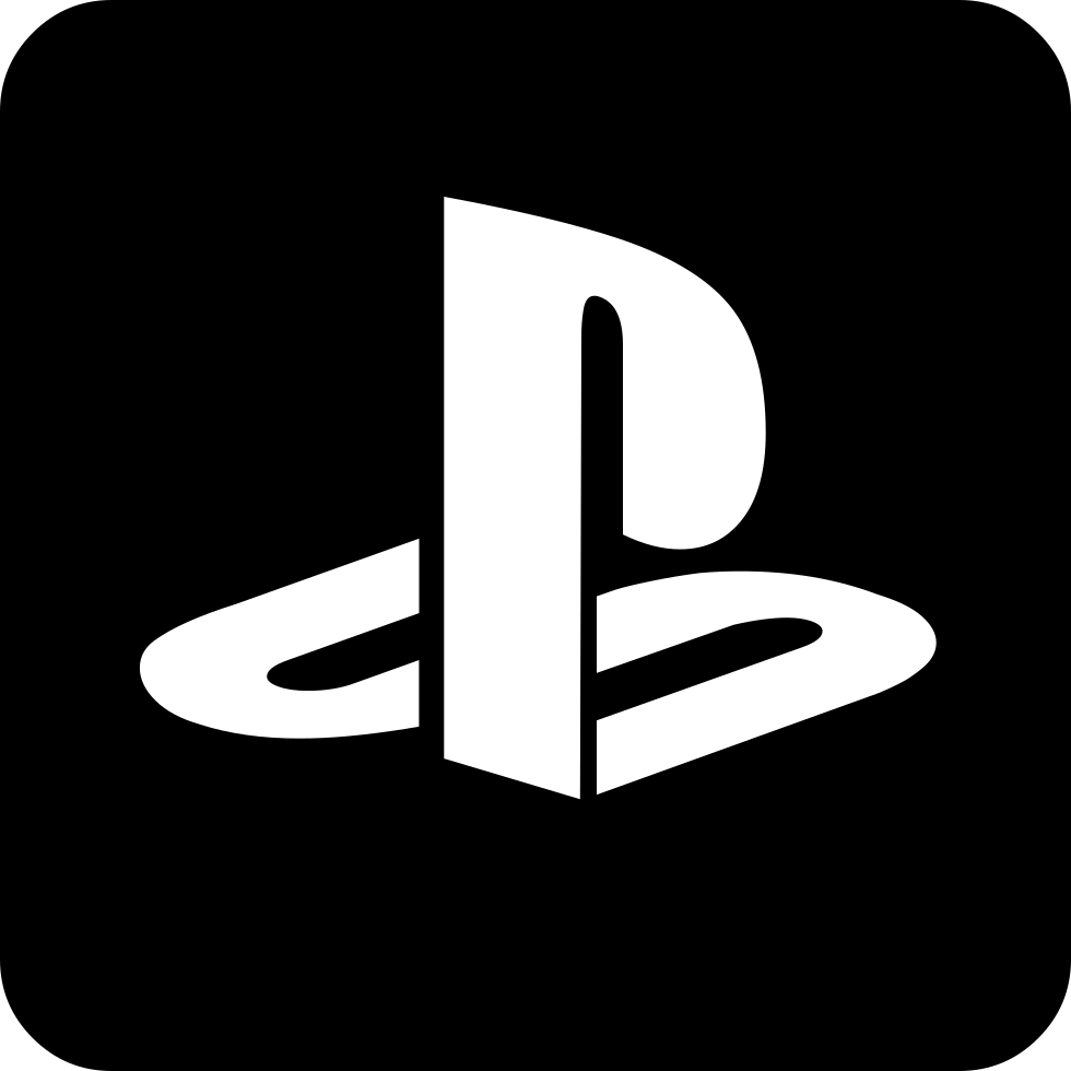 Playstation 4 icon png. Svg free download onlinewebfonts