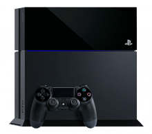 Playstation 4 png. Elotrolado