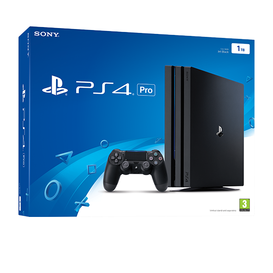 Playstation 4 png. Pro tb game xpress