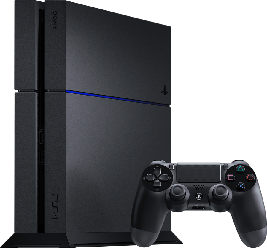 Playstation 4 png. Image ps june refresh