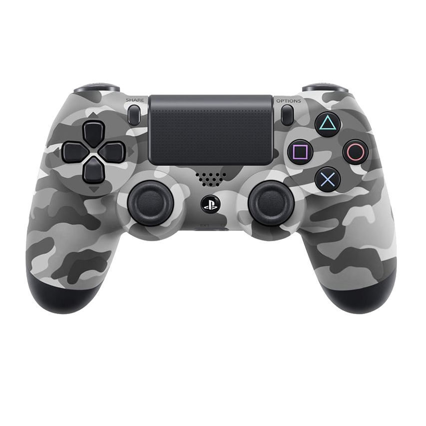 Playstation controller png. Urban camo rapid fire