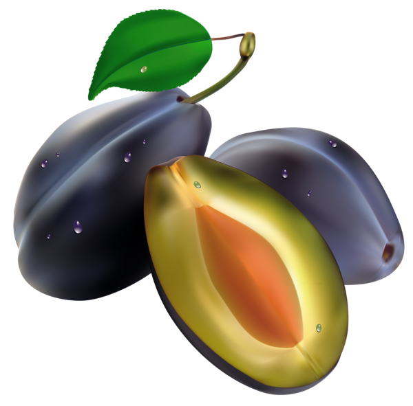 Gallery fruit png . Plum clipart prunes image free