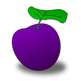 Plum clipart purple berry. Sugar computer icons prune