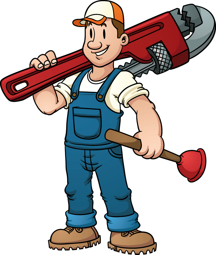 Free download on cognigen. Plumber clipart vector royalty free download