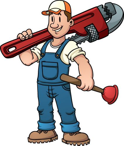 Plumbers funny pictures design. Plumber clipart svg freeuse