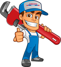 Plumber clipart construction. Welcome to fred s