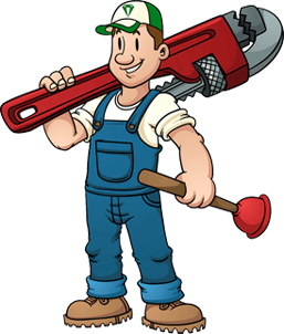 Plumber clipart construction. Our company nct commercial