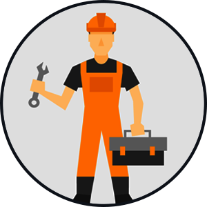Plumber clipart construction. Services in lahore abid