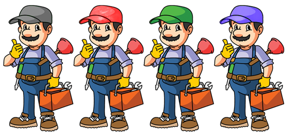 Plumber clipart construction. How to choose a