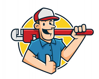 Plumber clipart drainage system. Emergency plumbers sydney this